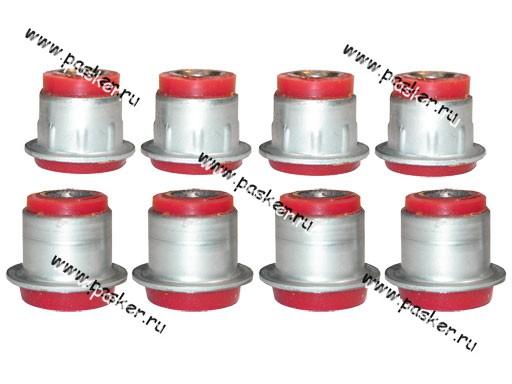 Сайлентблоки 2101-07 полиуретановые Спорт 8шт