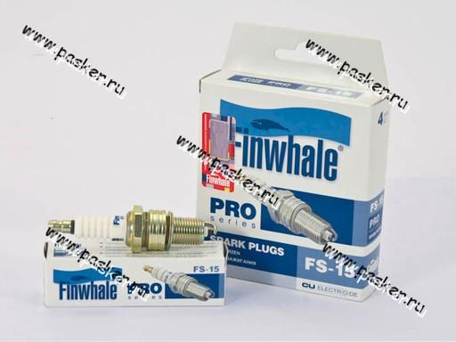 Свеча Finwhale Daewoo Matiz Chevrolet Aveo дв 1.2 FS15