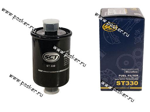 Фильтр топливный 2108-10 инжектор SCT ST330