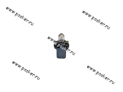 Лампа 12V1.2W B8.5d NARVA 17035 с патроном