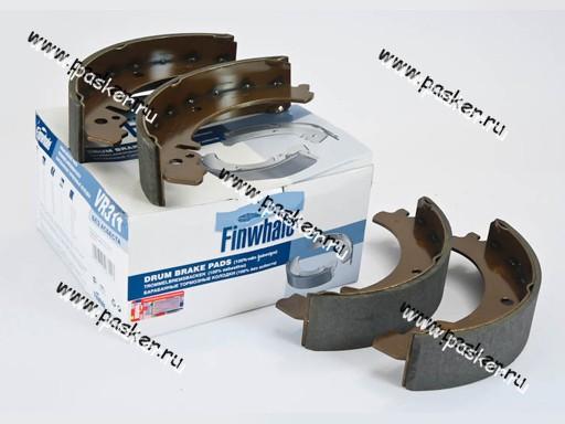 Колодки тормозные 2101-07 2121-213 2123 Chevrolet Niva задние Finwhale VR311