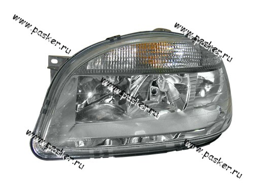 Блок фара 2123 Chevy Niva Automotive Lighting левая 201