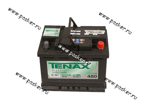 Аккумулятор TENAX 56Ач EN480 242х175х190 обр/п TE-H5-2