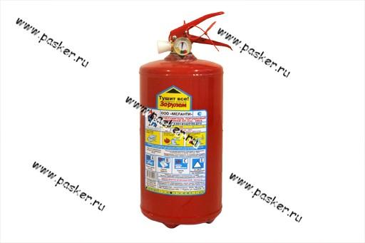Огнетушитель ОП-2(З) 2кг металл Меланти