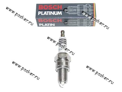 Свеча BOSCH PLATINUM 2108-10 WR7DPP30X 8кл инжектор 540/648