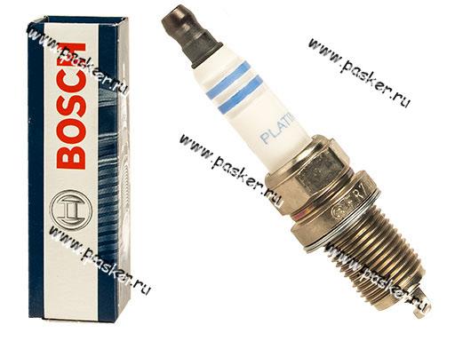 Свеча BOSCH PLATINUM 2110 и мод. FR7DPP30X 16кл инжектор 236616