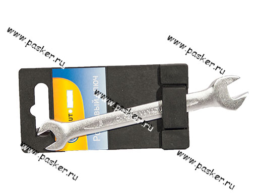 Ключ рожковый  8х9 Autoluxe CrV