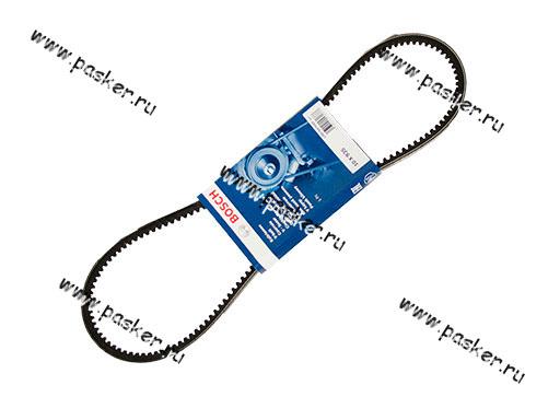 Ремень генератора 2101 BOSCH зубчатый 10/935 689