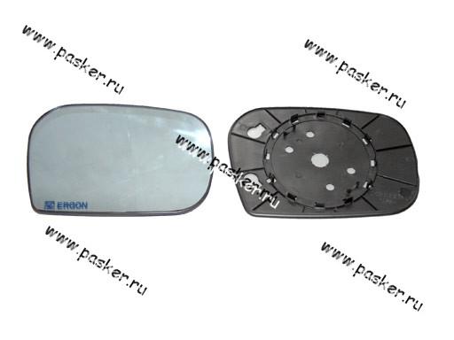 Зеркальный эл-т 2123 Chevy Niva ERGON левый/правый с рамкой антиблик синий