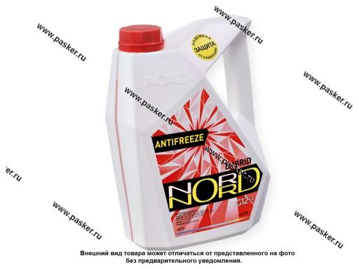 Антифриз NORD-40  5л красный