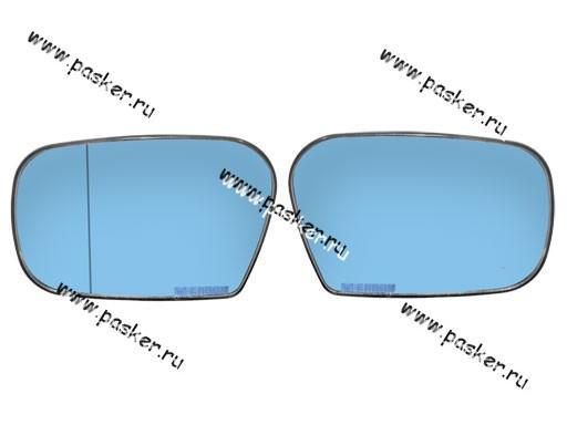 Зеркальный эл-т 2123 Chevy Niva  ERGON левый/правый с рамкой антиблик синий обогрев асферика