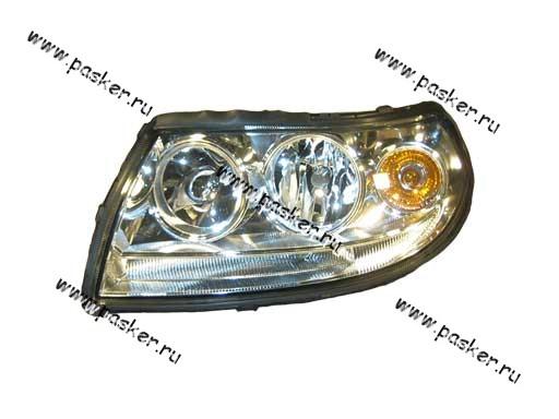 Блок фара УАЗ-3163 Патриот Automotive Lighting левая 121