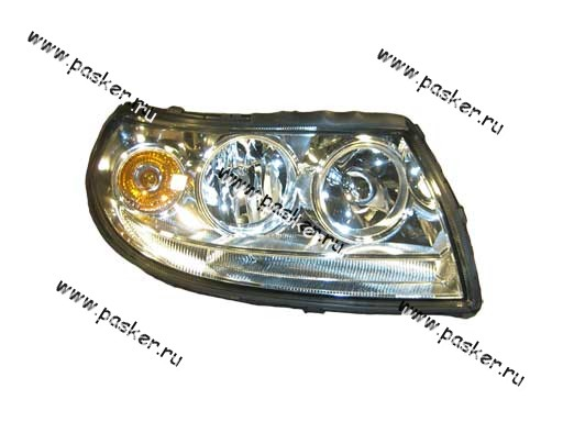 Блок фара УАЗ-3163 Патриот Automotive Lighting правая 122