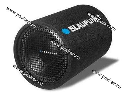Сабвуфер BLAUPUNKT GTt-1200 SC 12 300мм 600/700Вт 35-500Гц 91дБ