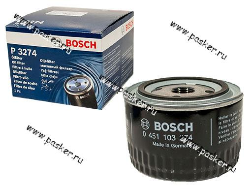 Фильтр масляный 2105-099 ОКА BOSCH 274