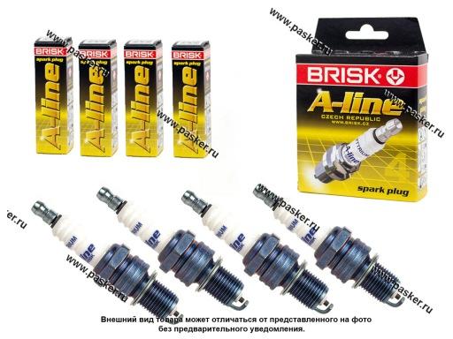 Свеча BRISK A-LINE №12 DR15YCY