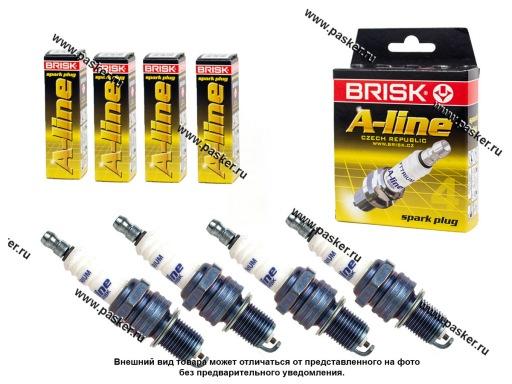 Свеча BRISK A-LINE №14 DR15YCY-1