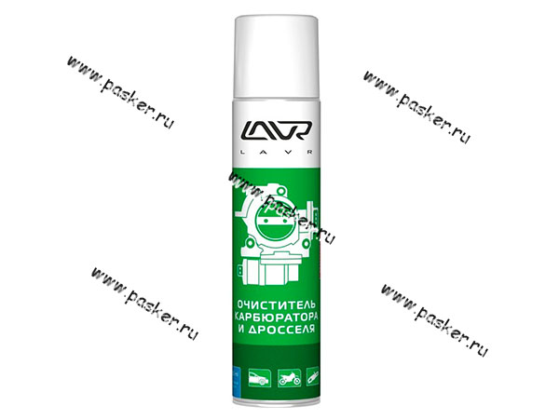 Очиститель карбюратора LAVR Ln1493 400мл