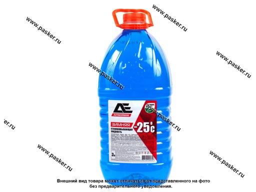 Жидкость незамерзающая AUTOEXPRESS 3л до -25 упаковка ПЭТ