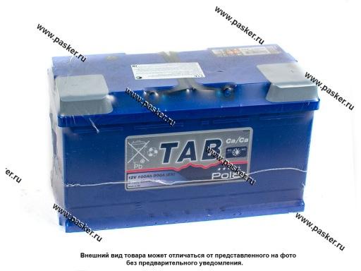 Аккумулятор TAB Polar 100.0 Ач EN900 353х175х190 обр/п