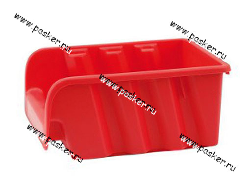 Ящик для инструмента пластмассовый Р-1 108х110х75мм TOYA 78821
