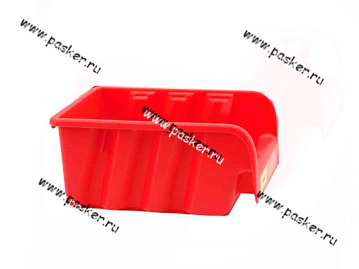 Ящик для инструмента пластмассовый Р-6 440х315х180мм TOYA 78826