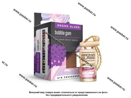Ароматизатор FOUETTE Aroma Glass бутылочка 42г bubble gum AG-10