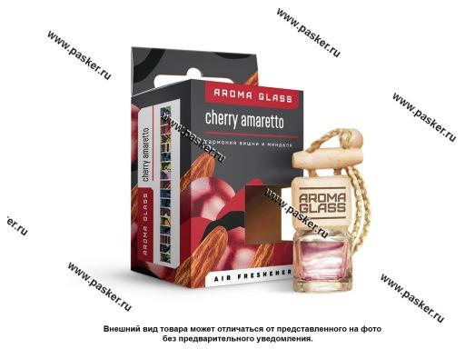 Ароматизатор FOUETTE Aroma Glass бутылочка 42г cherry amaretto AG-11
