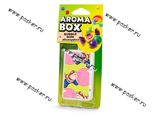 Ароматизатор Aroma Box bubble gum B-19