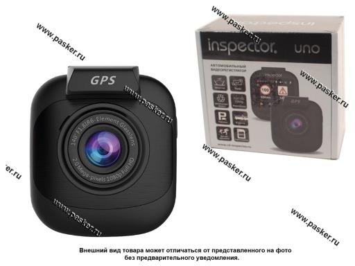 Видеорегистратор INSPECTOR FHD Uno GPS