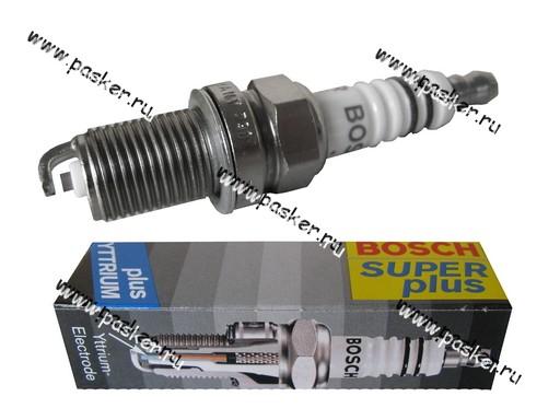 Свеча BOSCH 2110 и мод. FR7DCX+ 16кл инжектор 667