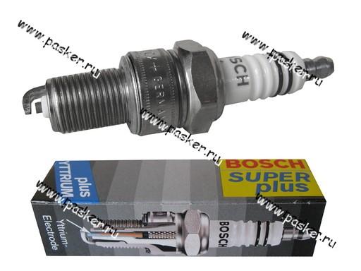 Свеча BOSCH 2108-10 WR7DCX+ 8кл инжектор 707