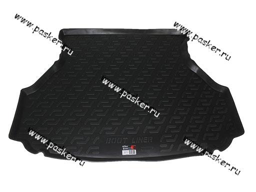 Коврик в багажник 2191 Granta пластик Comfort