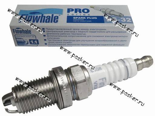 Свеча Finwhale 2110-12 FS-32/516X 16кл инжектор