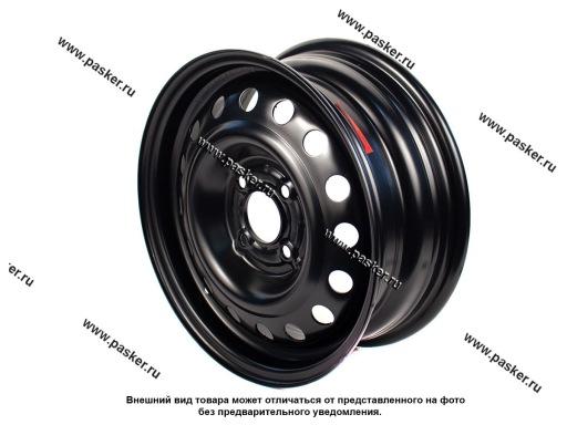 Диск колесный TREBL 14/5,5J/4*100/ET43/d60,1 53A43C P RENAULT LOGAN