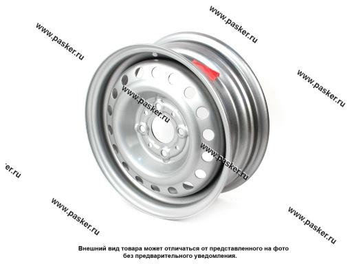 Диск колесный TREBL 13/5J/4*98/ET40/d58,6 42B40B P LADA 2108-2115 1117-1119