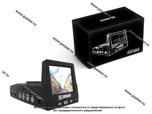 Антирадар (радар-детектор) + видеорегистратор Parkprofi EVO 9000