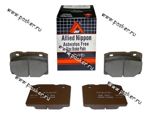Колодки тормозные 2101-07 передние Allied Nipрon ADB0281