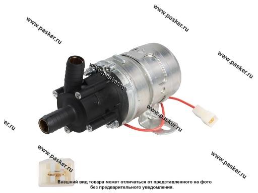 Мотор печки Газель,УАЗ-Патриот дополнительный салонный СтартВОЛЬТ 16мм VPM 0378