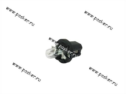 Лампа 12V1.2W B8.5d Philips 12598 с патроном