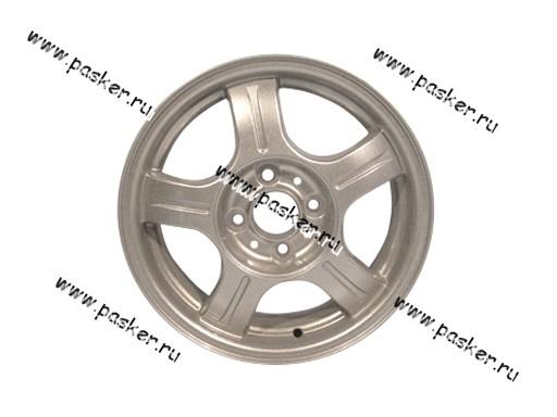 Диск колесный 2108-2112,2170 Priora АвтоВАЗ 14/5.5J/4*98/ЕТ35/d58.6 литой Звезда