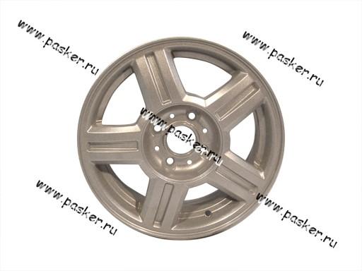 Диск колесный 2108-2112,2170 Priora АвтоВАЗ 14/5.5J/4*98/ЕТ35/d58.6 литой