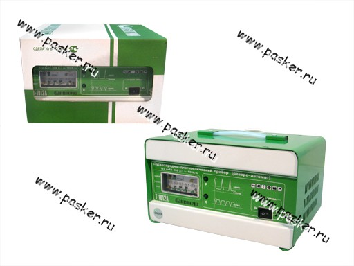 Зарядно-пусковое устройство Т-1012 А АВТОЭЛЕКТРИКА