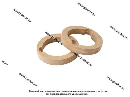 Кольца проставочные 10 см под Рупор МДФ 16мм AURA