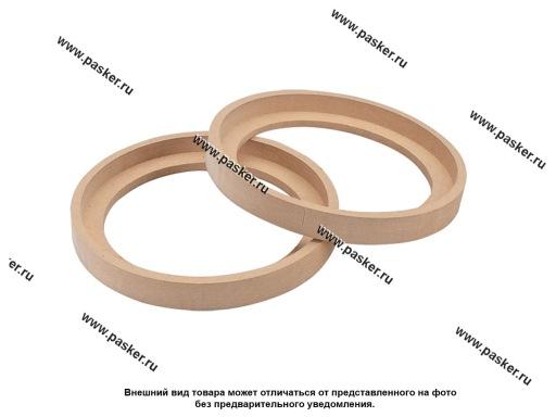 Кольца проставочные 16 см МДФ 16мм утопл AURA