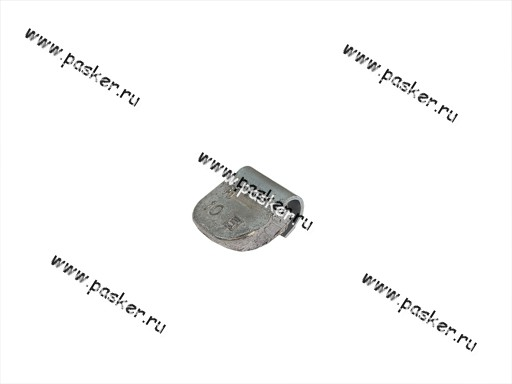 Грузик балансировочный 10гр Clipper со скобой 0210