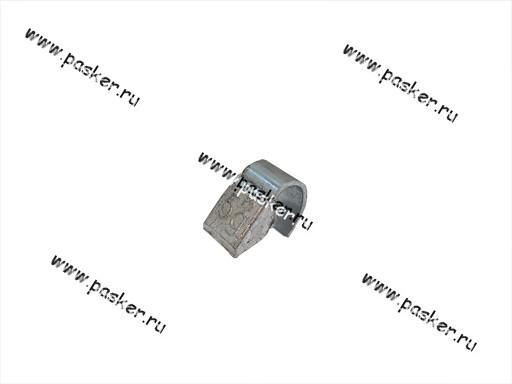 Грузик балансировочный  5гр Clipper для литого диска со скобой 0305