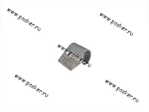 Грузик балансировочный 10гр Clipper для литого диска со скобой 0310
