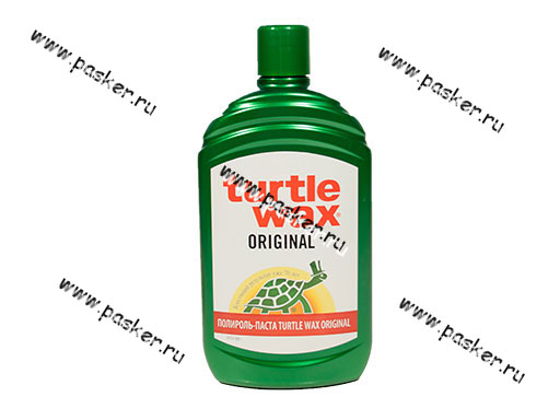 Полироль кузова TURTLE WAX Original 53013/FG7717 500мл