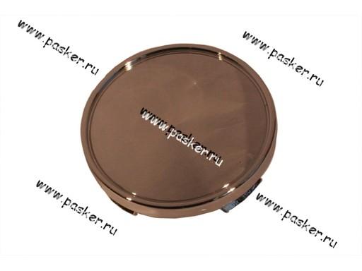 Заглушка литого диска D50 хром